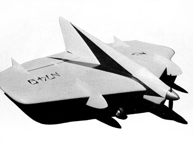Fierce Arrow 400 (oz12067) by Bill Netzeband from Model Airplane News 1968