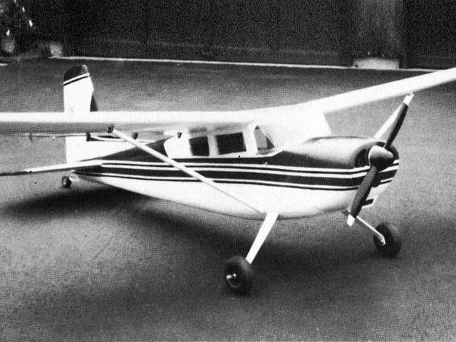 Cessna 180 (oz12088) by Bob Morse