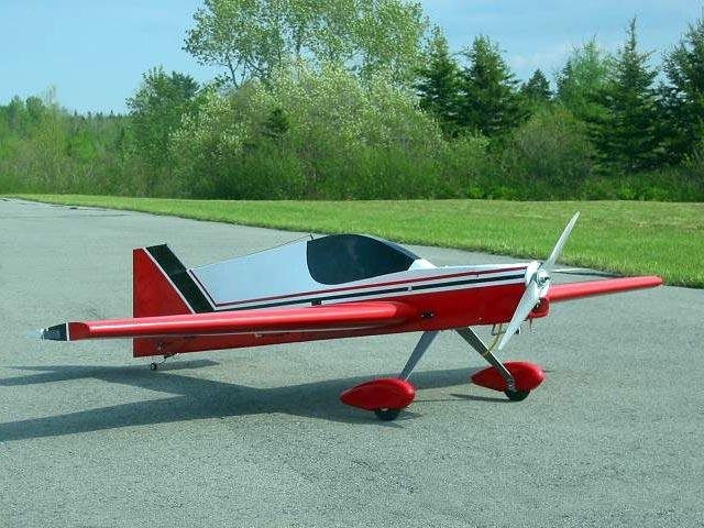 Balsa Nova 1.20 (oz12126) by Tom Stryker from Morris Hobbies 1997
