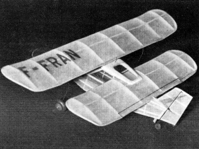Lederlin 380 L Flying Flea - 12127
