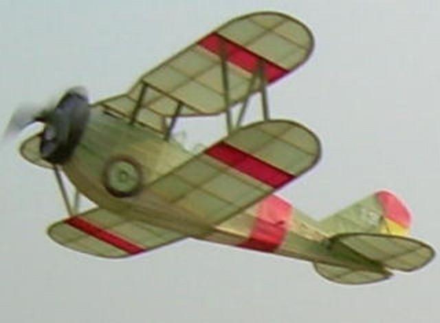 CC&F G-23 Delfin (oz1214) by Michael J. Heinrich & Rocky Russo from Deathtrap Squadron 1935
