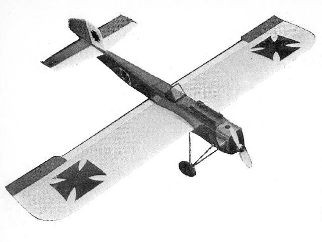 Plover (oz12202) by John Stroud from Aeromodeller 1976