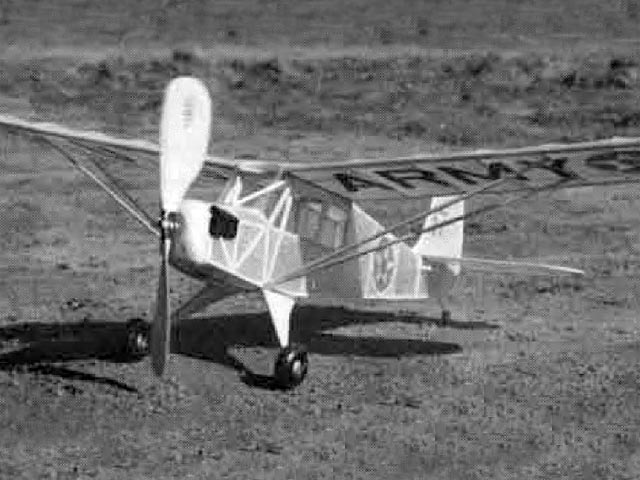 Aeronca O-58A/L3A Defender (oz12237)