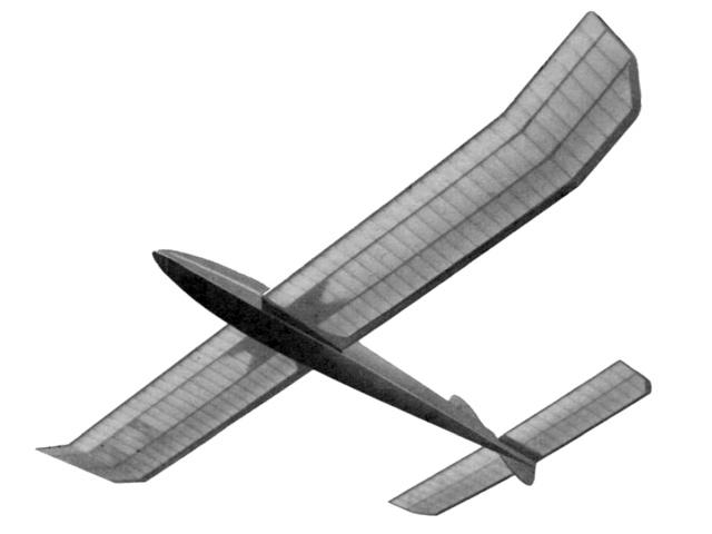 Towline Glider - 12254