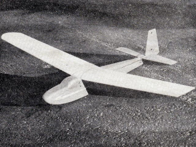Schleicher K8B (oz12257) by Roman Bukolt from Ace RC 1974