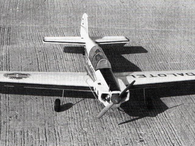 Dalotel (oz12268) by Obi Mapua from Model Airplane News 1982