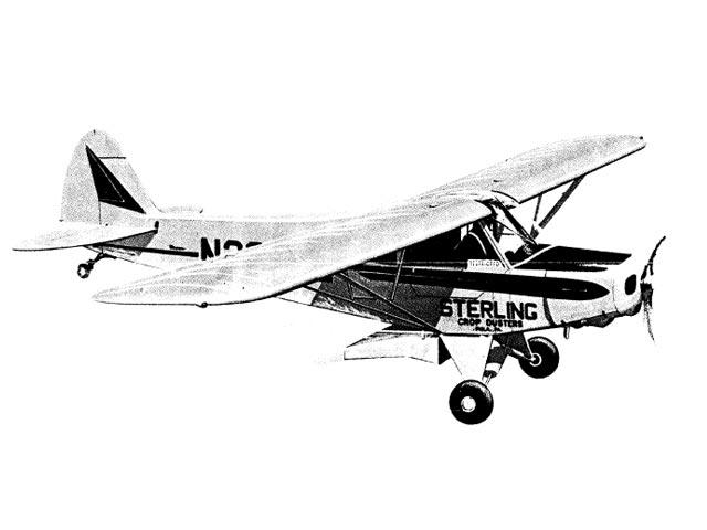 Piper Super Cub  - 12274