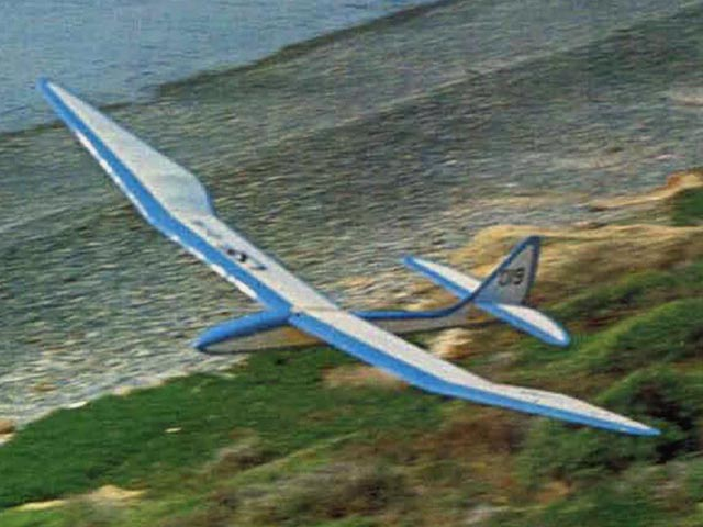 Mini Bird K10 (oz12355) by Mark Smith from Model Builder 1981