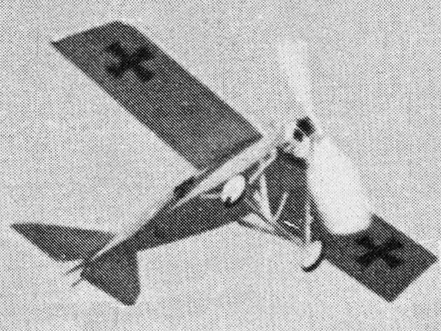 Siemens Schuckert E.I - 12423