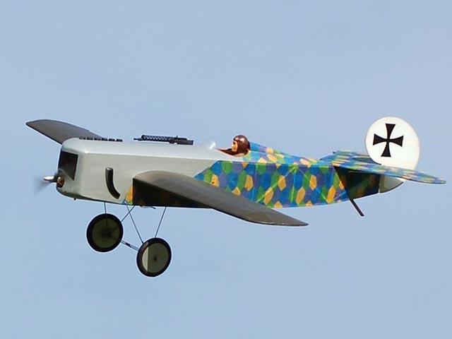 Fokker V.23 - oz12434 - jgwuzdz