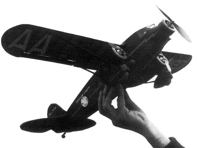 Stinson Trimotor Model U - 12443