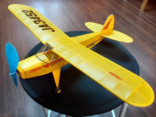 Piper PA-18 Super Cub - 12444