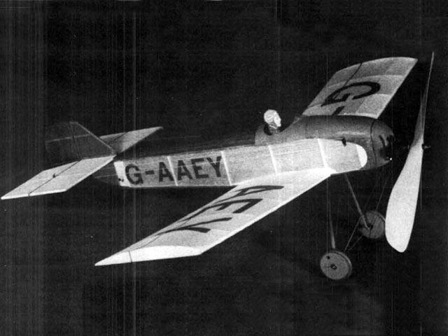 Henderson-Glenny H.S.F.II Gadfly - 12451