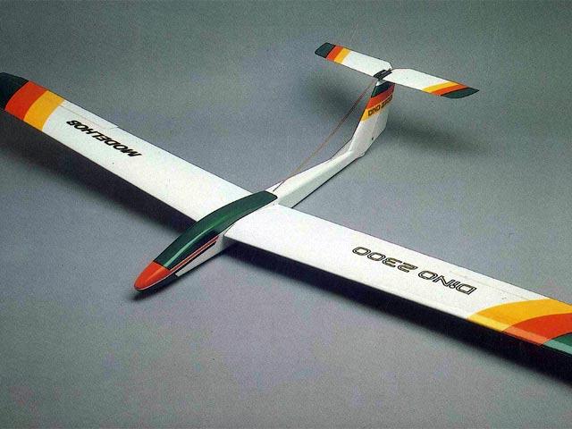 Dino 2300 (oz12455) from Modelhob 1985