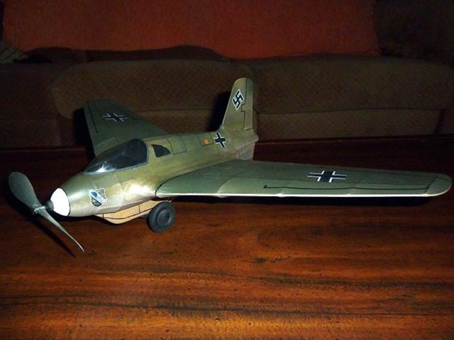 Messerschmitt Me 163 Komet - 12462