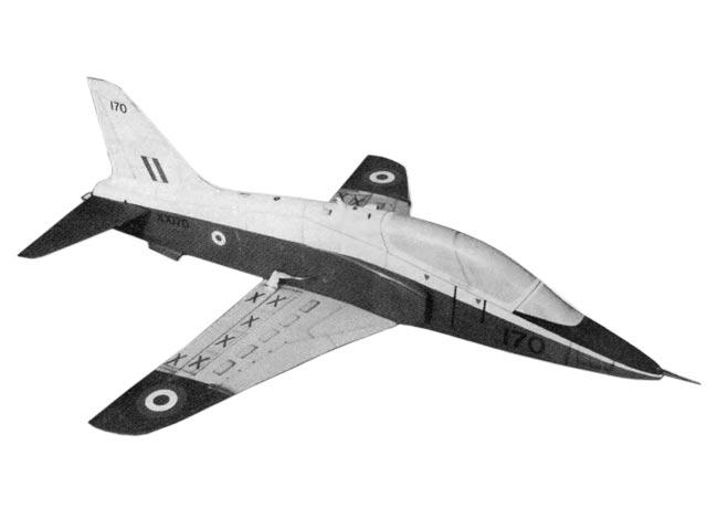 BAE Hawk - 12470