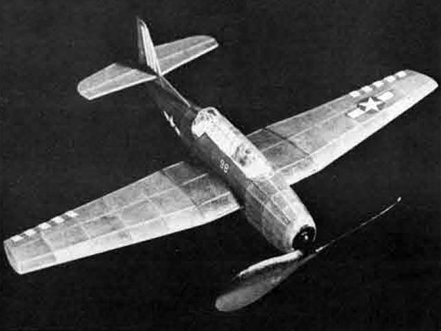 Grumman Avenger - 12499