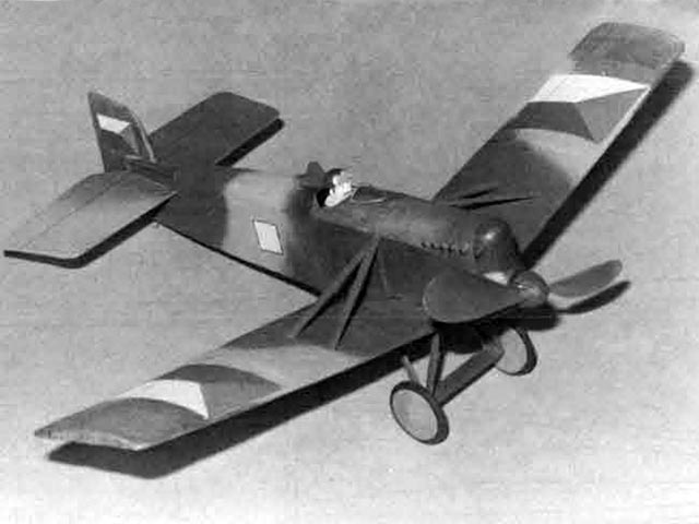 Avia BH-3 (oz12516) by John Berryman from Model Builder 1989