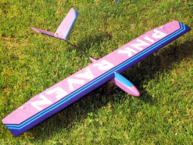 Pink Raven - 12517