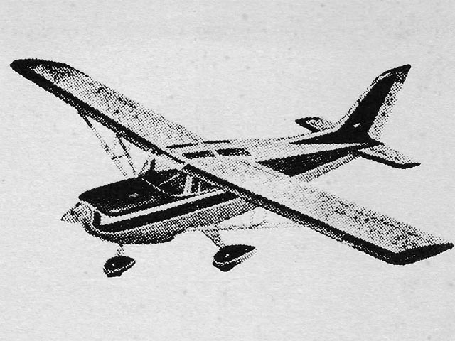Beagle Auster Airedale (oz12530) by OFW Fisher from Performance Kits 1965