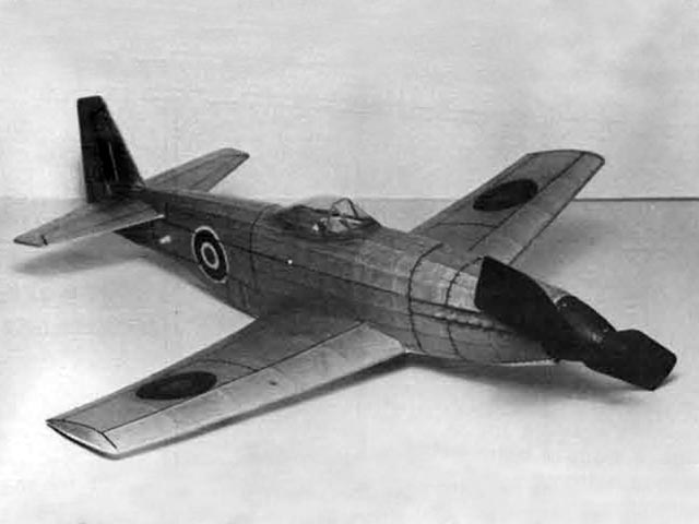Martin-Baker MB-5 - 12533