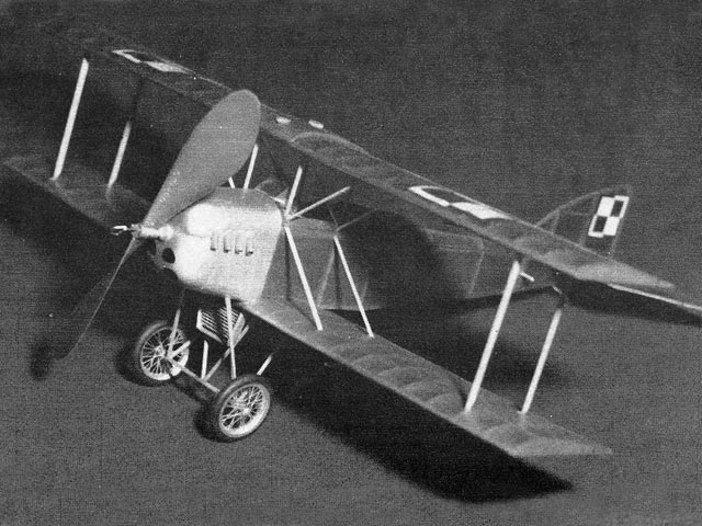 Hanriot H19 - 12544
