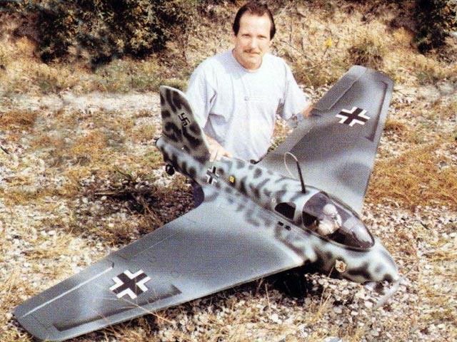 Messerschmitt Me 163 Komet - 12551