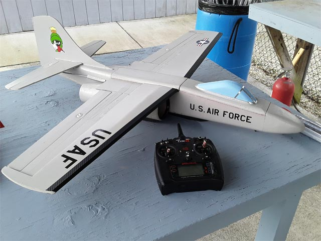 Northrop YA-9 (oz12552) by Charlie Fite 2020