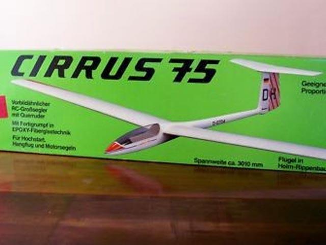 Cirrus 75 - 12556