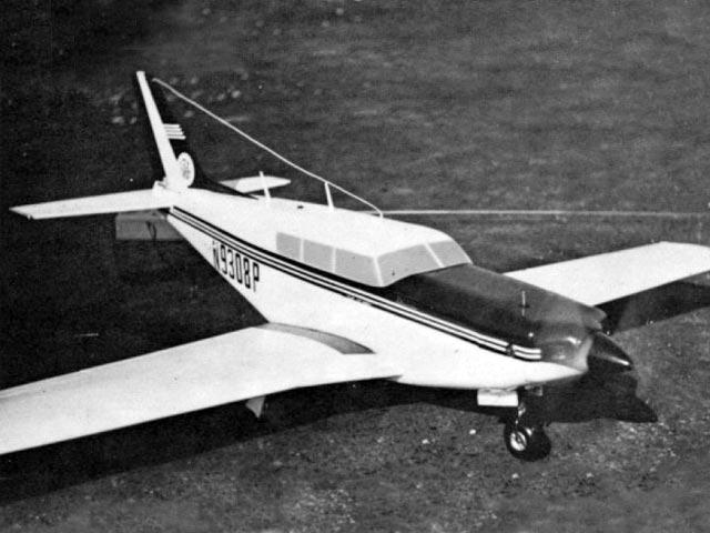 Piper Comanche C - 12561