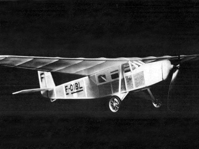 Farman F.400 - 12568