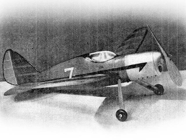 Mid-Wing Speedster - 12578