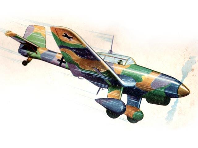 Junkers Ju87 Stuka - 12588