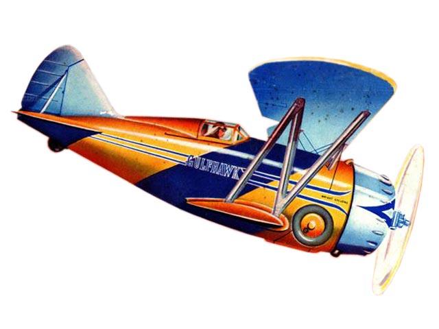 Grumman Gulfhawk (oz12592) from Ace Whitman 1938