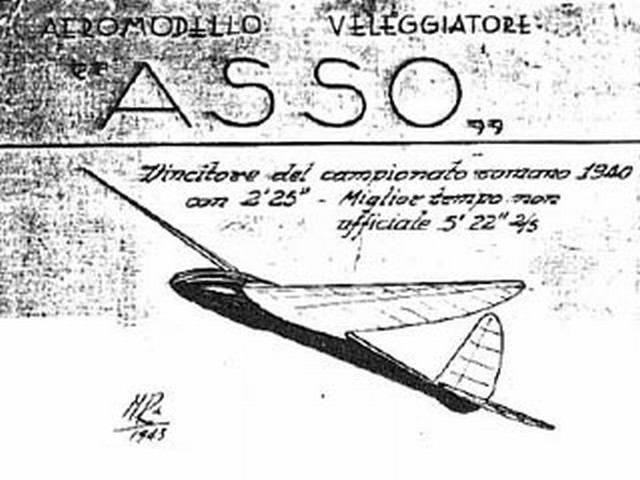 Asso (oz1260) from Aviominima 1943
