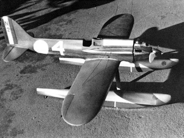 Supermarine S-5 (oz12603) by Jack Lynn Bale from Model Builder 1976