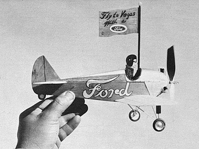 Ford Flivver - 12605