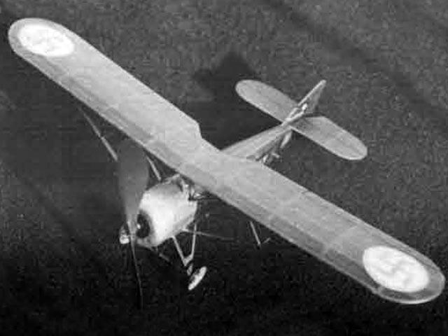 Morane Saulnier MS50C - 12644