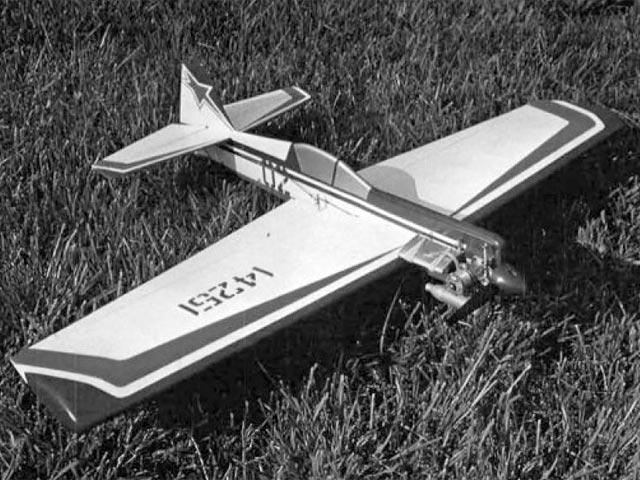 Sukhoi Su-26 - 12645
