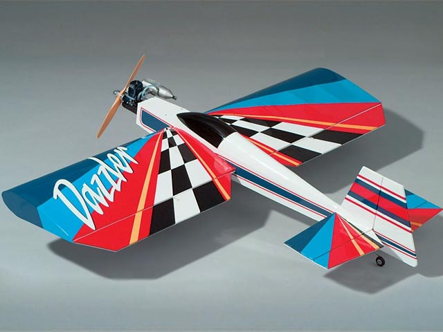 Dazzler (oz12649) by John Palmer from Great Planes 1998