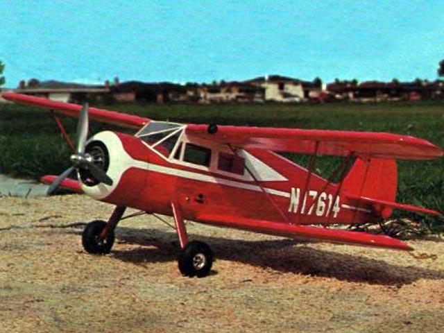 Waco YKS-6 - 12656