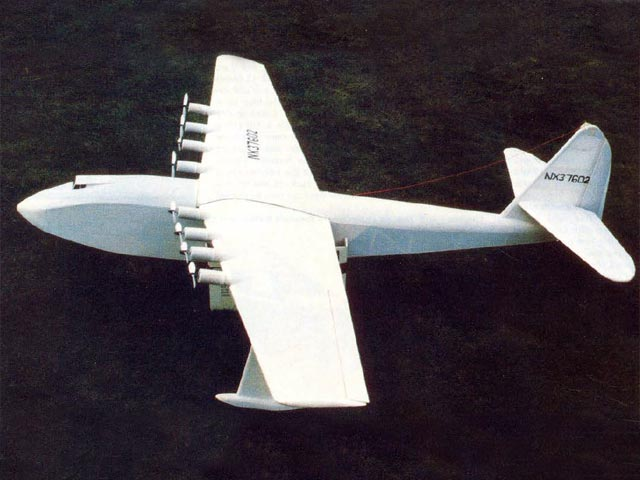 Spruce Goose (oz12683) by Robin Andrew from RCMW 1999