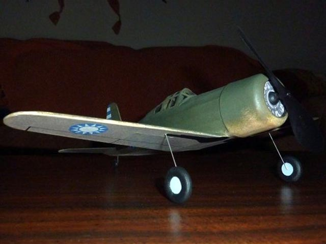 Vultee P-66 Vanguard (oz12687) from Neal Green 1990