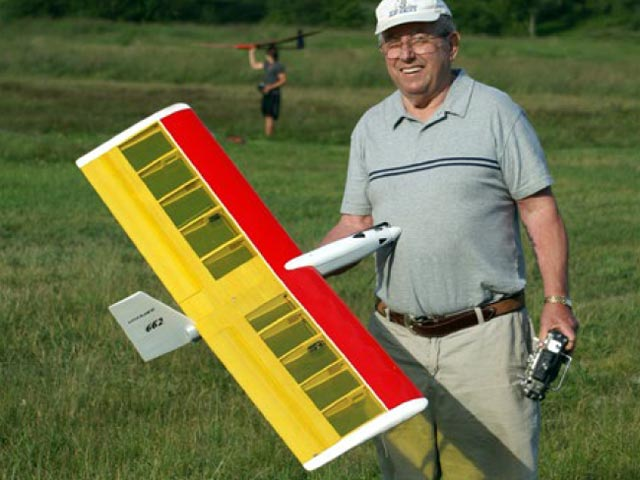 Little Plank III (oz12697) by Chuck Clemans from RC Soaring Digest 2013