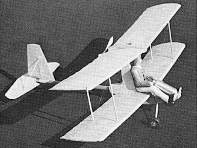 Hovey Wing Ding (oz12765) by Walt Mooney from Model Builder 1983