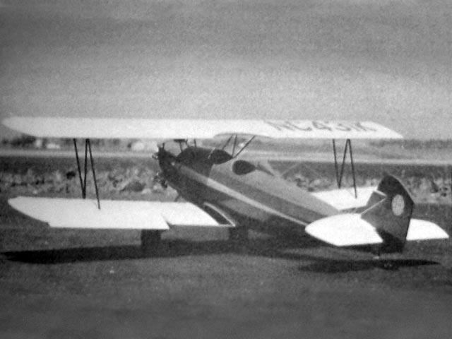 Fleet Biplane - 12788