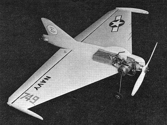 Dingus (oz12814) by Bill Netzeband from American Aircraft Modeler 1969