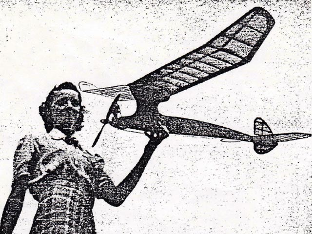 Airfoiler (oz12832) by Hal deBolt from Model Craftsman 1944