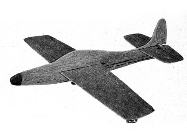 Whip Power P-84 - 12835