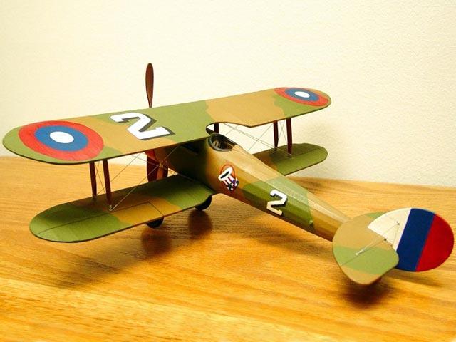 Nieuport 28 - 12838